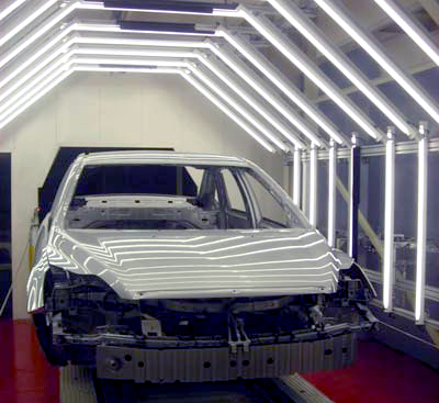 Tunel de inspeccion