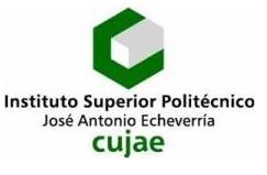 Instituto Superior Politécnico José Antonio Echevarria