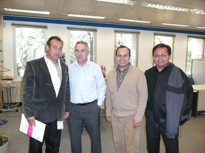 visita a la factoria Ford España en Almussafes