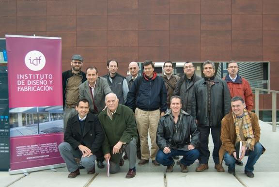 Grupo de Investigadores del Proyecto DIVISAMOS
