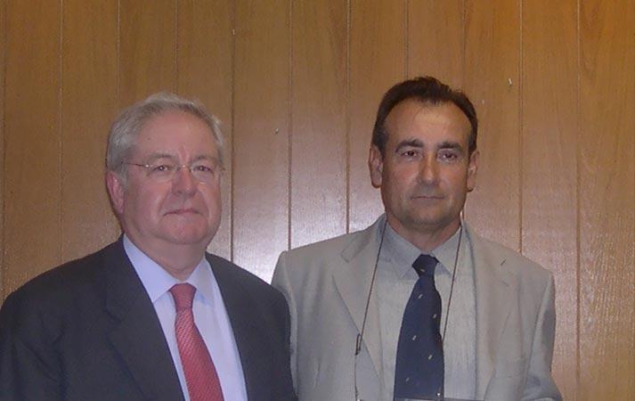Rafael Boronat y Josep Tornero