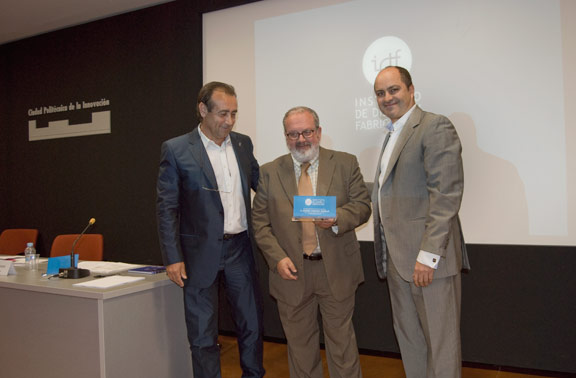 Josep Tornero, Andrés Moratal y Carlos Pujadas
