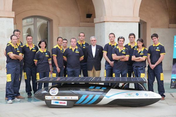 Equipo de la Solar Race 2010