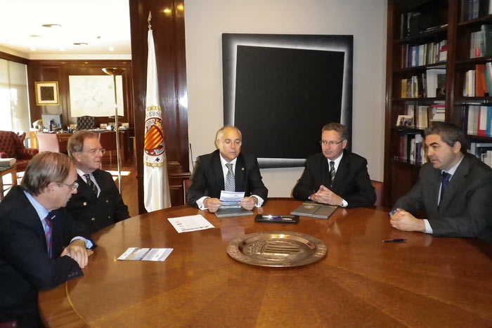 Firma del Convenio EAEC 2011