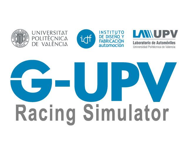 Presentación simulador de conducción de vehículos de competición